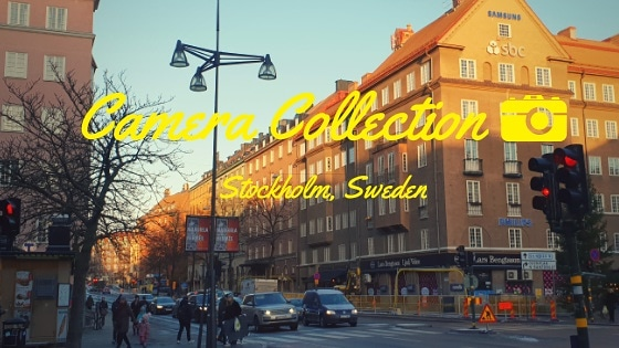 Camera Collection – Stockholm